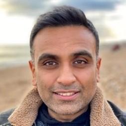 Dr Pramit Patel